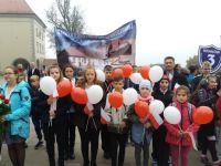 Czytaj więcej: Widowisko Dumy i Radości - uczniowski pochód w Krakowie