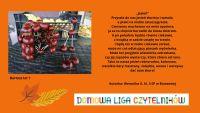 Czytaj więcej: Jesienne wiersze uczniów SP w Brzozowej w Domowej Lidze Czytelników