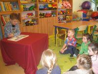 """Czytaj więcej: Projekt czytelniczy """"Uczniowie przedszkolakom"""" - cz.3"""
