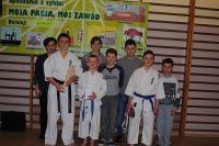 Czytaj więcej: Spotkanie z mistrzem karate sensei Bożeną Kapałką - 22.02.2017
