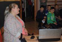 Czytaj więcej: Spotkanie z mistrzynią olimpijską p. Marzeną Ziębą - 17.03.2016